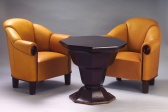 Seatings by Prutscher, Otto Prutscher