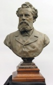 Bust of Josef Thonet, Eugenio Rossi