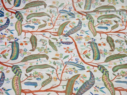 Curtain, Josef Frank