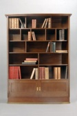 Bookcase, Portois & Fix, Robert Fix