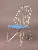Chair 'Auersperg', Sonett Steelwire Furniture