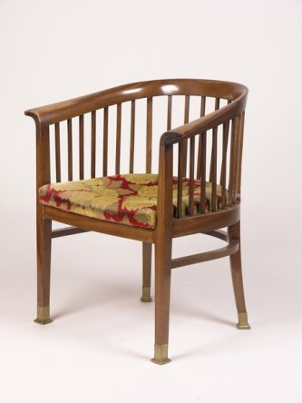 Armchair apartment O.Wagner, Otto Wagner