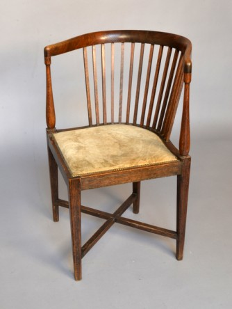 Corner Chair, School Olbrich