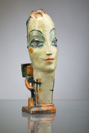 Female Head, Gudrun Baudisch