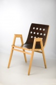 Stacking Chair 4/5/4, Roland Rainer