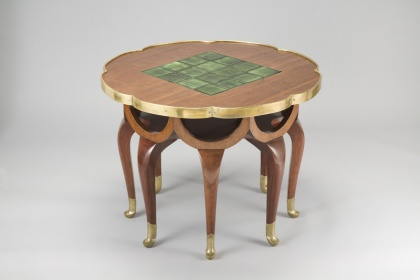 Elefant's Trunk Table, Adolf Loos