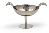 bowl with wings, Karl Hagenauer