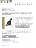 Newsletter 10 SKULPTUREN BILDHAUER 01