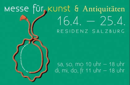 Exhibition of Art and Antiques Residenz Salzburg