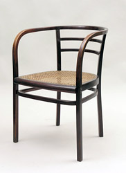 Armchair 'PSK', Otto Wagner