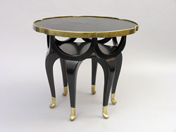 Elephant's Trunk Table, Adolf Loos